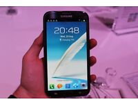 SAMSUNG GALAXY NOTE 2 N7105 LTE 4G,16GB TITANIUM,FACTORY UNLOCKED,IMMACULATE CONDITION,AS NEW