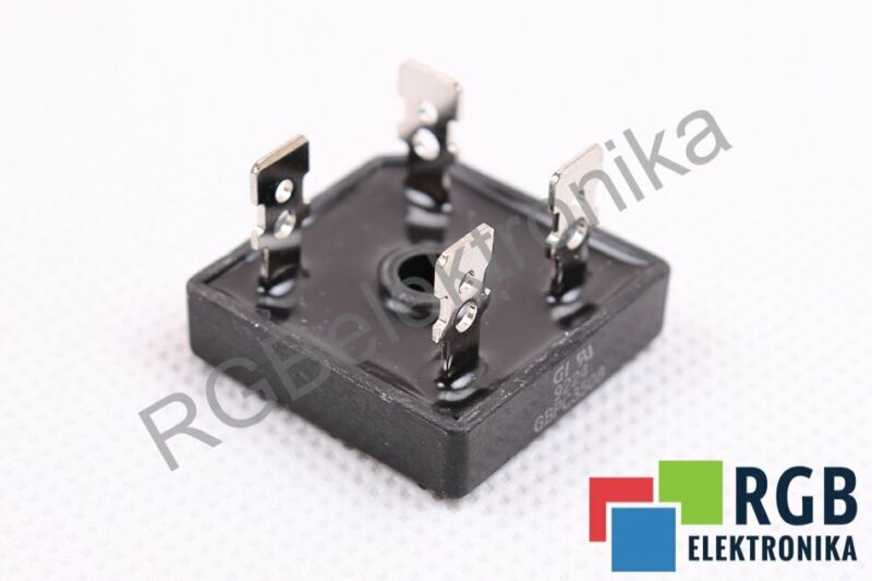 NEW GBPC3508 800V 35A BRIDGE RECTIFIER GENERAL INSTRUMENT ID15059