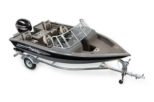 2017 Princecraft Sport 164 Fishing Boat