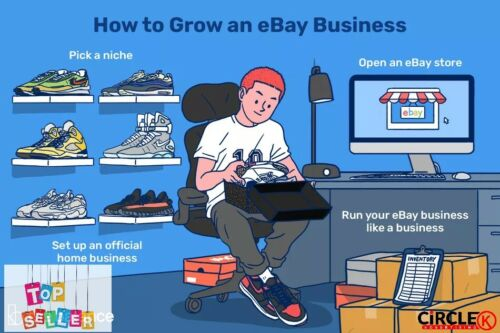 How To Become a Top Seller on eBay 5 EXTRA FREE BONUS Free Shipping 2021 PDF CKH
