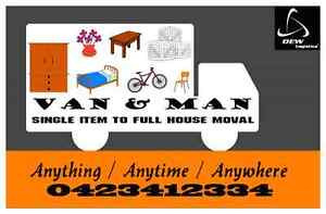 Man with Van for hire- Removalist/ Delivery guy Hoppers Crossing Wyndham Area Preview