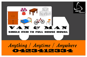 Man and Van for hire ~ Removalist / Delivery guy Hoppers Crossing Wyndham Area Preview