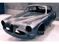 Vehicle painter/prepper required for Classic Car Restoration Company