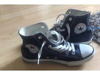 Converse Used Kid SHOES Size UK 2 EU 31