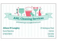 Carlisle Office Cleaner Available From September 2016