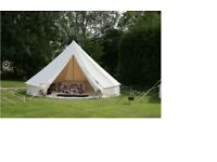 Bell Tent - 5m Traditional Bushcraft