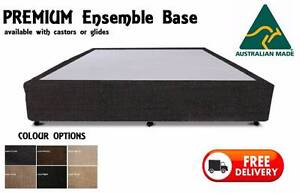 NEW Premium QUEEN Size Upholstered Ensemble Base - DELIVERED FREE New Farm Brisbane North East Preview