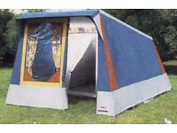 Frame tent - Cabanon Champagne