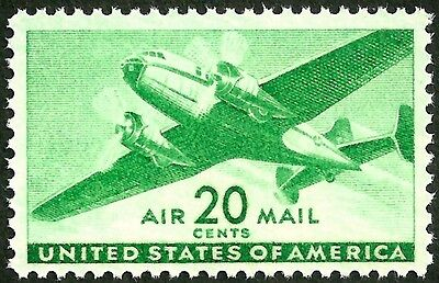 sc#C29 old 1941 airmail us/usa stamp og nh mnh xf gem