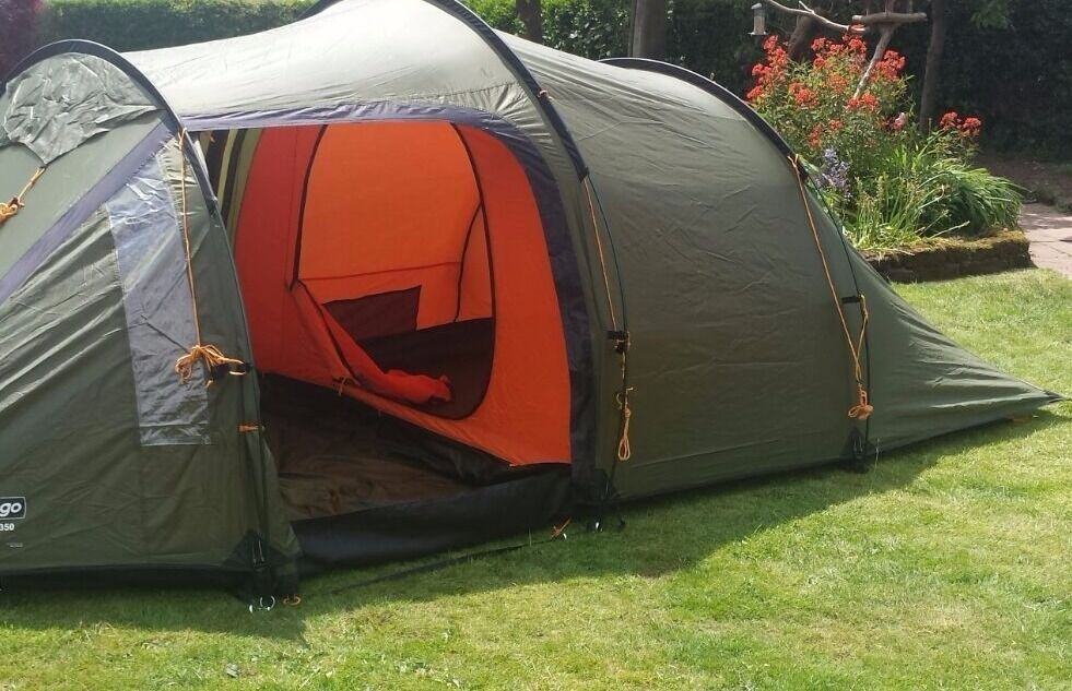 VANGO EQUINOX PINE TENT 3 BERTH TENT & VANGO EQUINOX PINE TENT 3 BERTH TENT | in South East London ...
