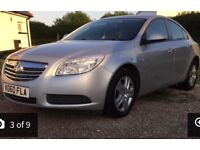 BARGAIN! 60 Plate *Vauxhall Insignia 1.9 Cdti **Diesel 6 Speed*New Mot* £2995 £2995!!