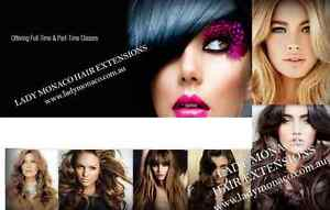 Hair Extensions, Tape, Weft, Micro Rings +3 More Method Training Williamstown Hobsons Bay Area Preview