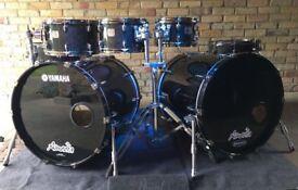 Yamaha Oak Custom X Drum Kit