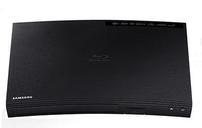 Samsung Blu-ray Disc Player BD-JM57C/ZA w/ Built-in WiFi & Apps Netflix / Hulu