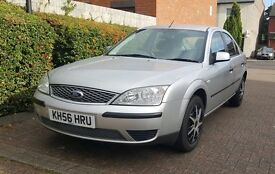 FORD MONDEO LX •1.8 • 56 REG • ONE FORMER KEEPER • VERY GOOD CONDITION • QUICK SALE -REDUCED TO £900