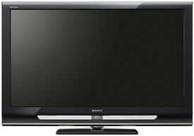 "Sony Bravia KDL-46W4500 46""screen LED HD TV 1920x1080 Flat-Panel LCD Freeview"