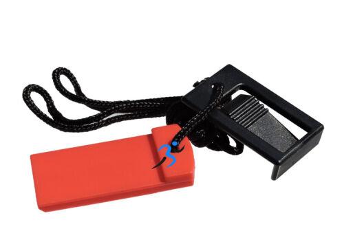 Walking Belts LLC - 29716. LifeStyler Expanse 600 Treadmill Safety Key