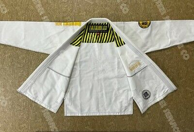 Tatami Essential brazilian jiu jitsu uniform Best bjj gis Unisex A0 size bjj gi