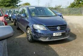 Vw golf plus 1.9TDI 04-09 available for spare parts