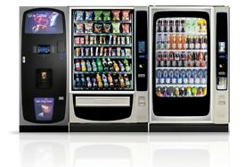 Vending Machines Free on Loan