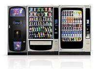 Vending Machines From £20 Per Week Rental or Lease