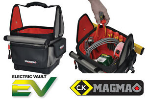 CK Magma Technicians Tote Tool Bag Case Screwdriver Pliers Organiser MA2633