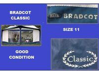 Caravan Awning Bradcot Approx Size 925 Size 11