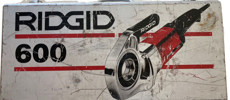 ridgid 600 pipe threader