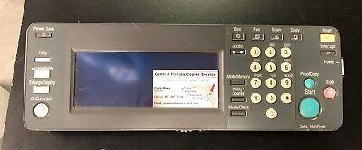 Konica Minolta Bizhub C250 C252 C300 C352 Control Panel Display 4038605204