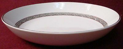 MIKASA china MANOR HOUSE 5433 pattern Soup/Salad Bowl @ 7 5/8