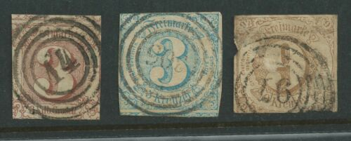 GERMANY STAMPS from 1850