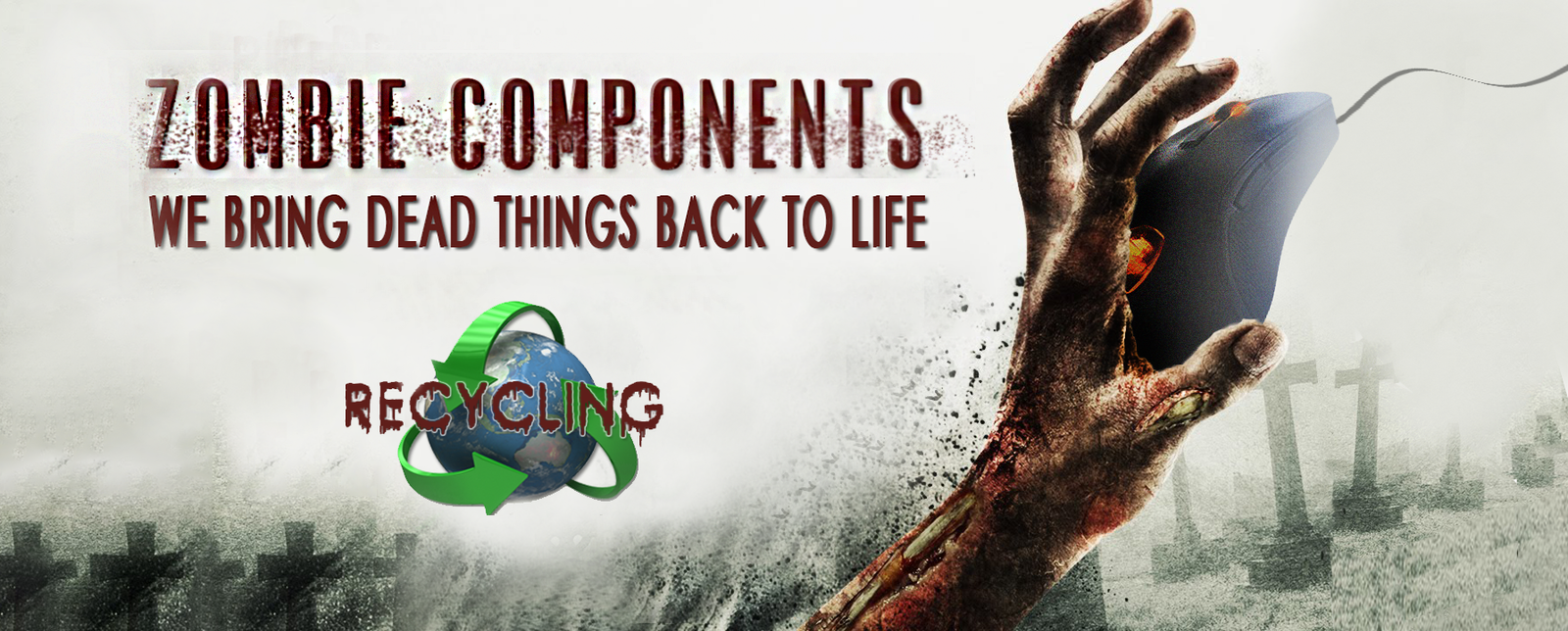 Zombie Components Sold Here