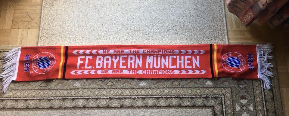 Fanschal FC Bayern München in Niedersachsen - Rinteln