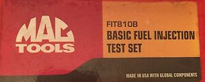 MAC Tools Fuel Injection Test Set