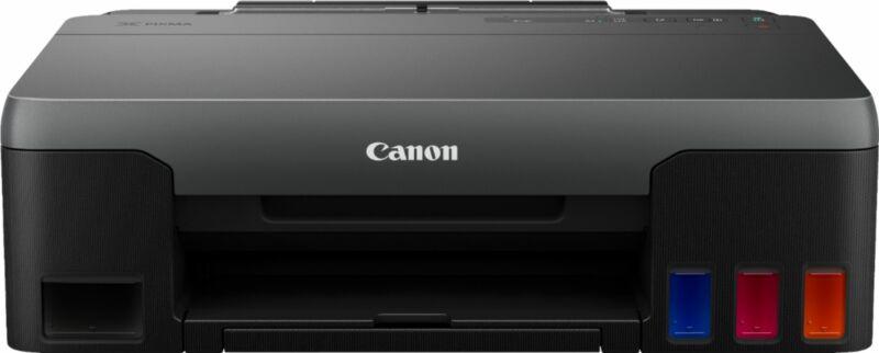 Canon - PIXMA MegaTank G1220 Inkjet Printer - Black