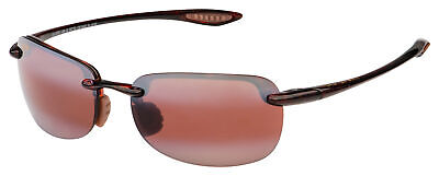 Maui Jim Sandy Beach Sunglasses R408-10 Tortoise | Maui Rose Polarized (Maui Jim Beach Sunglasses)