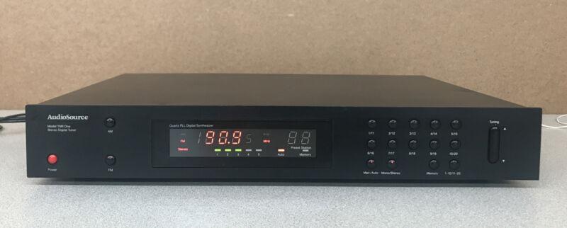 AudioSource Model TNR One AM / FM Tuner