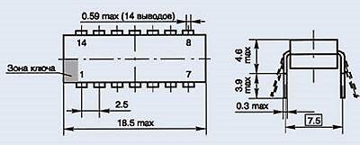 генератор грн-1 схема кр140уд1а