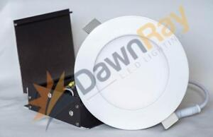 "DawnRay 4"" Panel lighting 12W WW/NW"