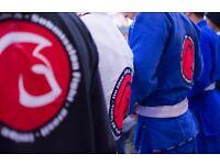Brazilian Jiu-Jitsu, Edinburgh (Jack Kane Centre)