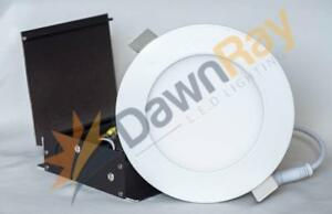 "DawnRay 4"" Panel lighting 12W"