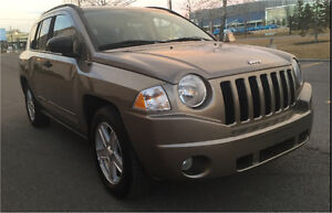 JEEP COMPASS 2008 **4x4** RELIABLE CAR reduced