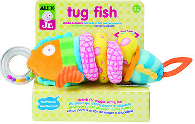 Alex Toys Tug Fish And Teether - BRAND NEW