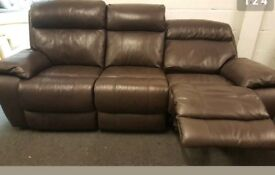 VERY CHEAP ELECTRIC .RECLINER SOFA
