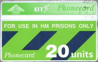 Phone Card England - Bt Phonecard 20 Units - Sps, Scottish Prison Service - scott - ebay.it