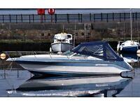 Cruisers Yachts barnegat 2530 sports cruiser with yard trailer