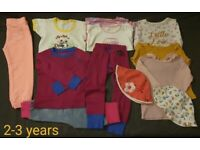 Girl clothes bundle - 2-3 years