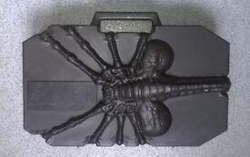 Facehugger Limited Edition Alien Trilogy VHS Box Set (collectors item)