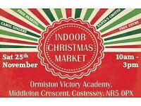 Christmas Market (indoor) Sat 25th Nov, Costessey, Santa's Grotto