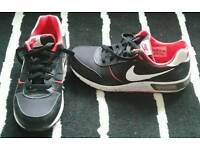 Nike size 6 trainers